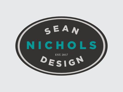 Sean Nichols Design Logo
