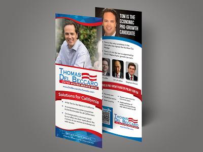 Political Flyer politics indesign flyer handout photoshop print