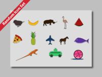 Random Icon Set 01