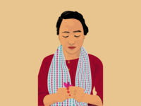 Portrait Illustration Study-01