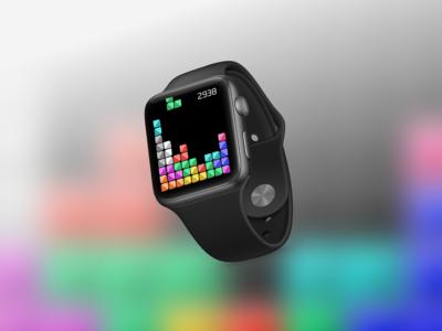 Tetris - Apple Watch