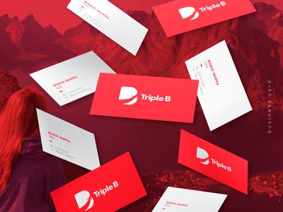 Business Card - Triple B