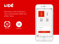 Lide.cz - App for iPhone