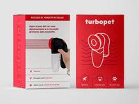Turbopet packaging