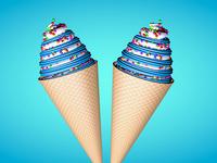 Ice-Cream Modeling