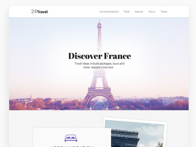 24Travel paris france discover travel