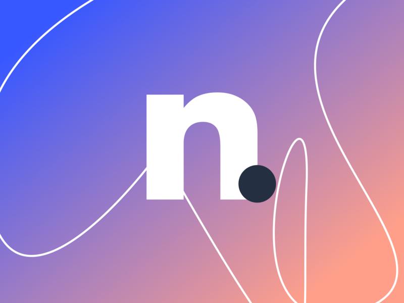 Personnal Branding — New typography logo illustration vector design branding