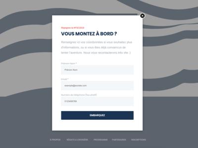 French Startup Cup — Vous montez à bord ?