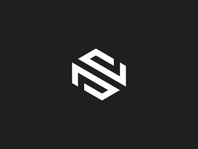 NS monogram service nissan design sign mark lu4 logotype logo