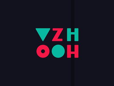 Vzhooh call videocalls game play video magic design sign mark lu4 logotype logo