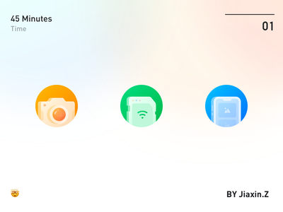 Color icon icon illustration ui