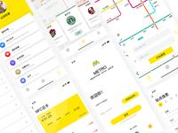 Metro app