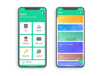 Card app