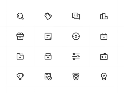 Icon illustration icon ui