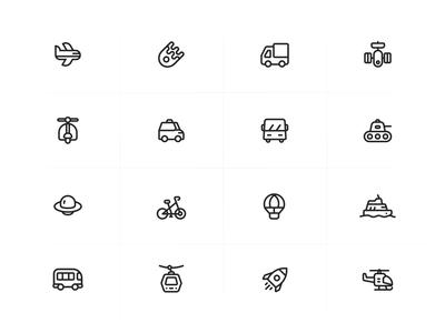 Travel Tool Icon