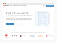 Wunderlist Developer - Public API