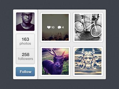 Mini Instagram