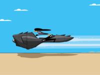 Rocket Bike Intermediary Illustration: V0.6