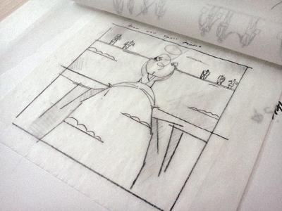 Cliff Guy Sketch