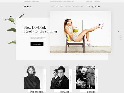 WooCommerce WordPress Theme - Wizestore