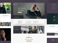 Oconnor - Lawyers Attorneys And Law Firm Wordpress Theme