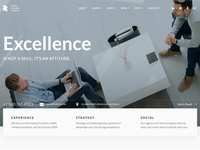 Zohar Business Consulting Elementor Wordpress Theme