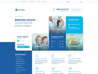 Sirona - Medical & Health WP Theme for Elementor