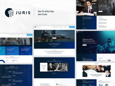 Juris  - Law Consulting Services WordPress Theme wordpress theme wordpress solicitor legal lawyer law firm law justice finance counsel consultant business barrister attorney advocate adviser accountant