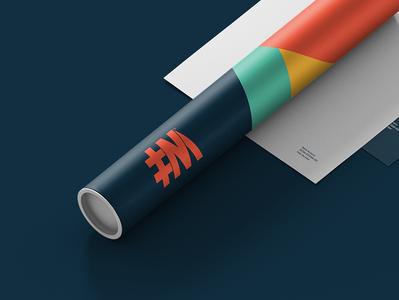 My Brand design illustration logo branding