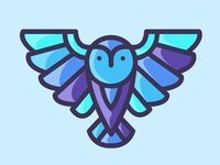 Owl Icon - Logo Design