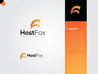 HostFox Logo Design