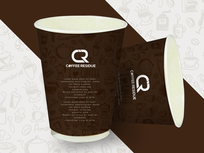 Coffee Paper Cup Design