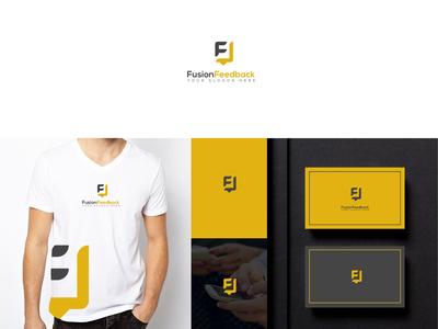 Fusion Feedback Logo Design