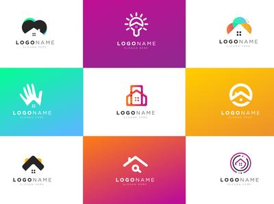 Rejected Real Estate Logos