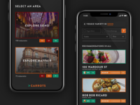 More Than Carrots App on iPhone X