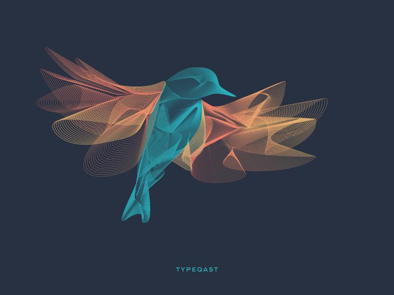 Bird wallpaper wallpaper vector artwork illustration