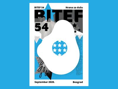 Bitef poster design