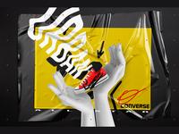 Urban Converse poster design