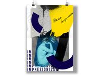 Impressionism poster design