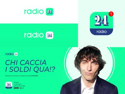 RADIO 24 ReBranding Contest
