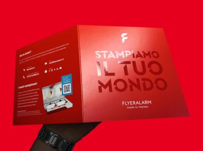 ✨ FLYERALARM Leaflet