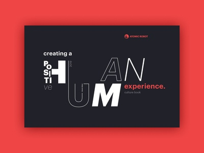Atomic Robot | Culture Book