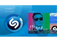 Shazam Windows 8