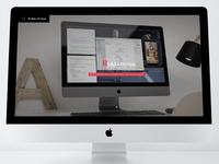Reikka Design web design