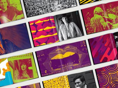 Rock & Roll Revolution music illustration design book