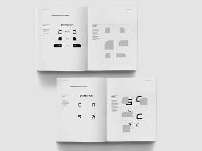 CONDISA Branding engineering architecture icon logo brandbook condisa branding