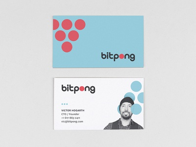 Bitpong Business Card