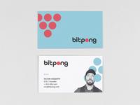 Bitpong Business Card
