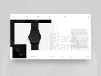 Jewelry ecommerce - UI Concept 💎