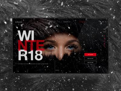 👢Clozzzs ecommerce - UI Concept